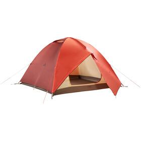 VAUDE Campo Grande 3-4P Tente, terracotta